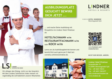 Lindner Hotel Windrose