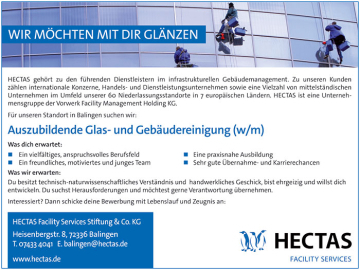 HECTAS Facility Services Stiftung & Co. KG