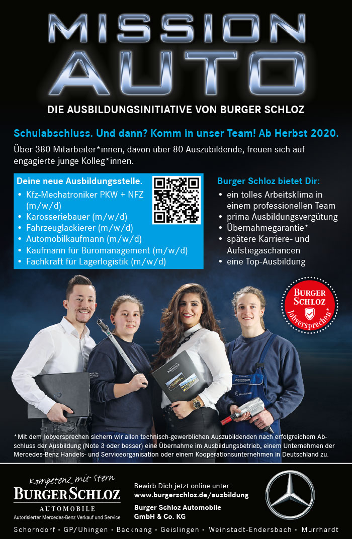Burger Schloz Automobile GmbH & Co. KG