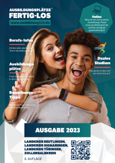 Landkreis Reutlingen, Landkreis Sigmaringen, Landkreis Tübingen & Zollernalbkreis 2023